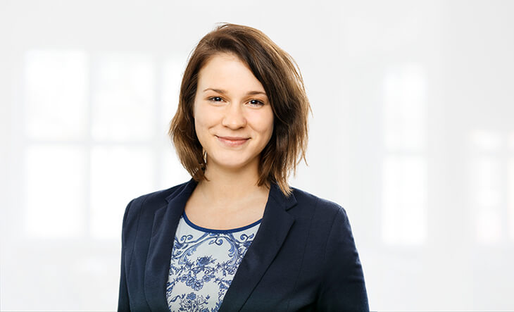 Stephanie Heger, Head of Account Management bei Quentic